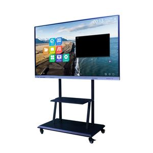 Smart Board Digital Android TV Monitor Touch Screen PC Computer i3 i5 i7 All In One Interactive Whiteboard