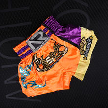 Factory Wholesale  Mma Kick Boxing Muay Thai Martial Arts Fight Shorts