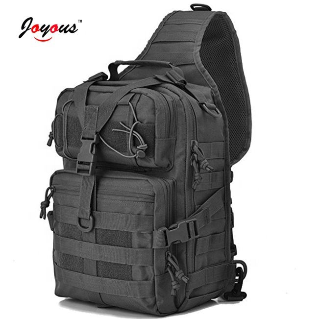 Vreugdevolle Outdoor Gear Tactical Molle Schoudertas Militaire Driehoek Sling Rugzak