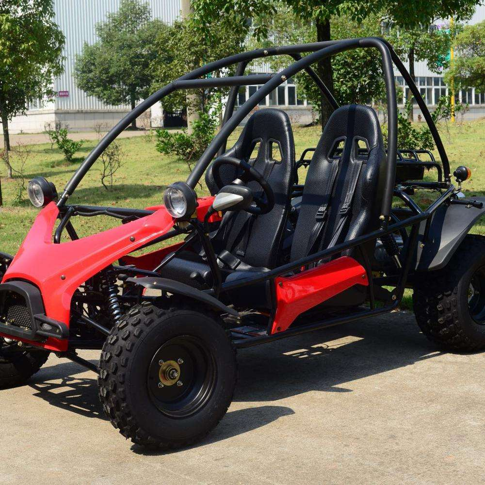 Factory price cheap 150cc/200cc 2 seats buggy pass CE certificate hot on sale