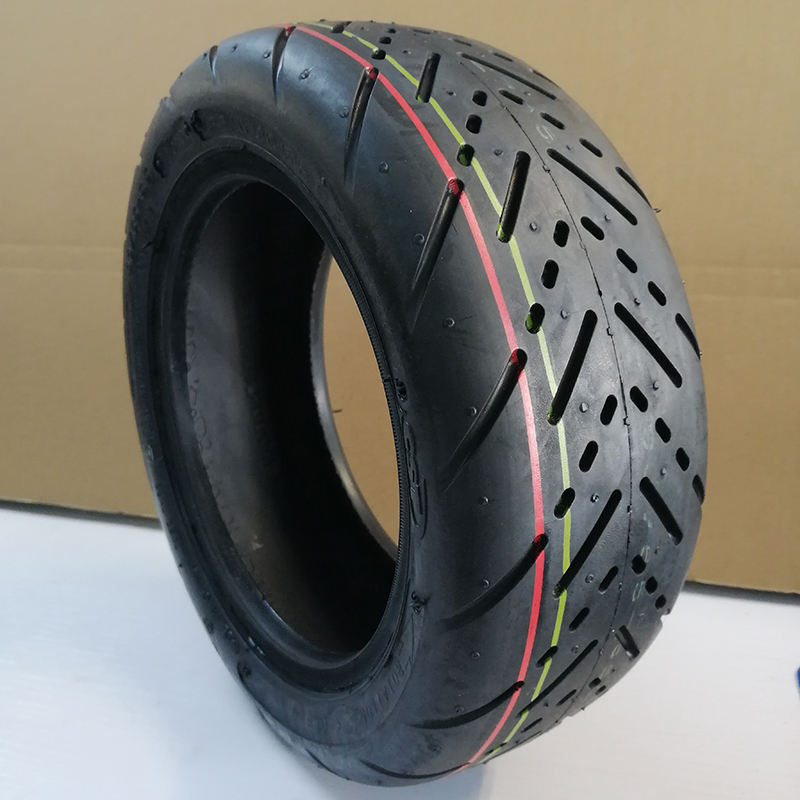Inflatable Rubber Pneumatic Tire Scooter Tyre Wheel 90/65-6.5 11 Inches Off City Road CST Tubeless vacuum Tire