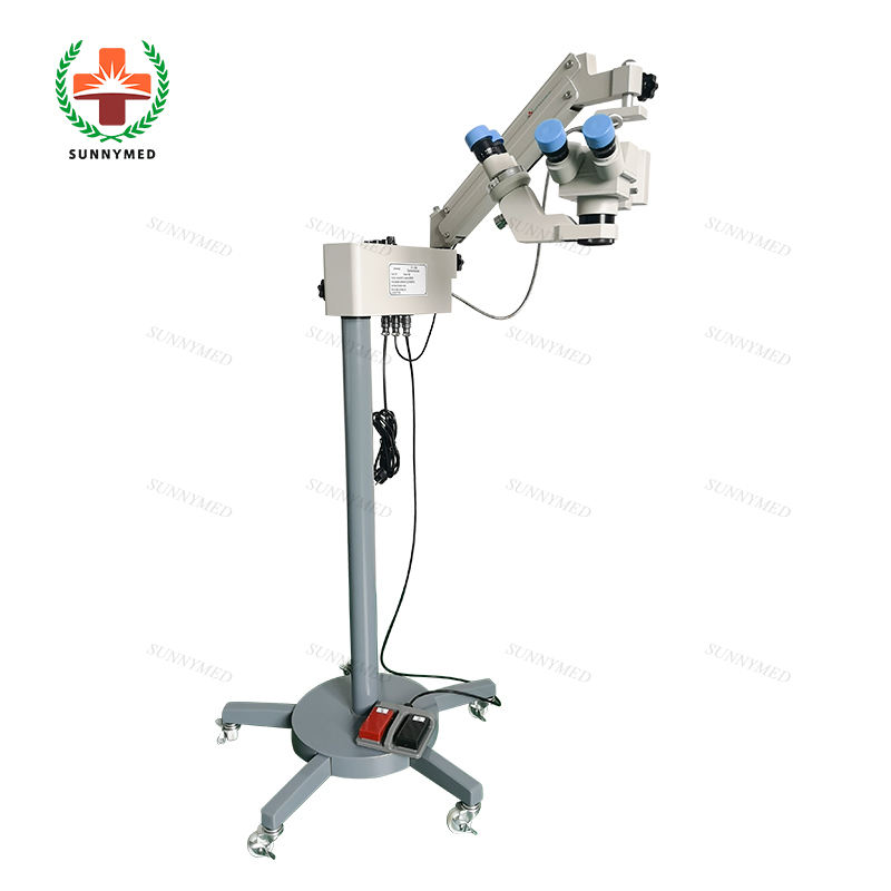 SY-I064 Eyes Microsurgery Operation Microscope Cheap Ophthalmology Surgical Operating Microscope