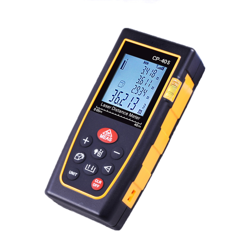 Chinese Latest High Cost Performance Equipped With Micro-USB Port Digital Manual Laser Distance Meter