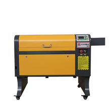 4060 laser engraving machine 50w 60w 80W 100W CO2 laser for acrylic wood plywood leather factory sales price is low