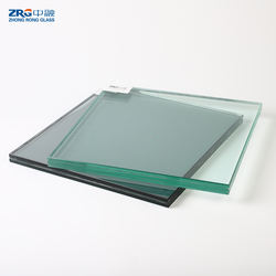 High quality 8mm laminated glass fire proof tempered glass