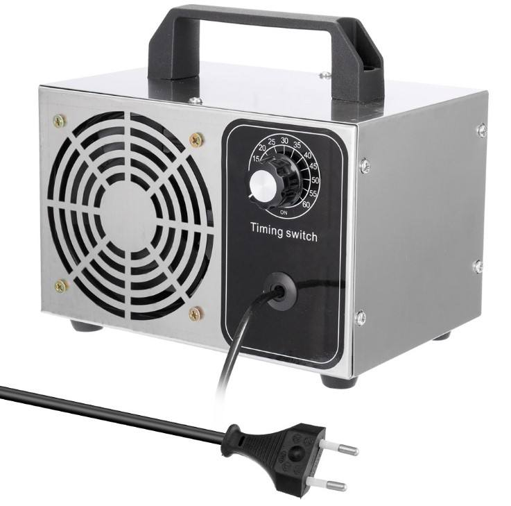 Ozone Air Purifier Timing Switch Air Disinfection Machine Ozone Generator For Air And Water