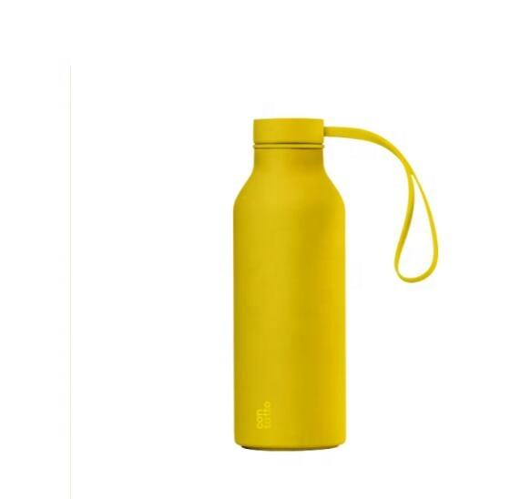 Italy Design Con-Tatto Hydro Flask Insulated Bottle Travel Tumbler Double Wall Vacuum Flask for Outdoor Sports