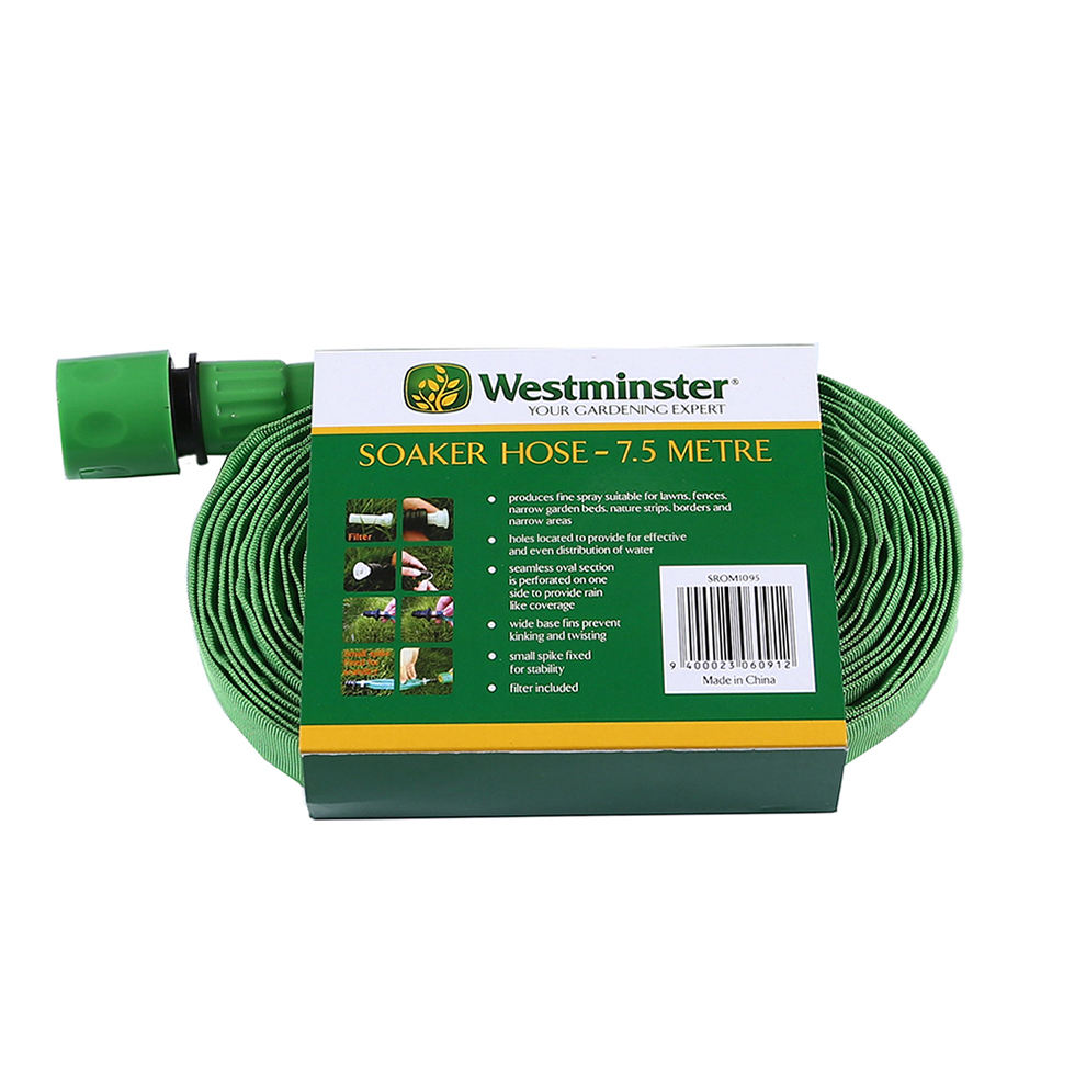 Soft [ Pvc Pipe ] Green Pvc Hose Pipe 2020 New Style Cheap Pvc Flexible Coloured Plastic Braided Hose Pipe