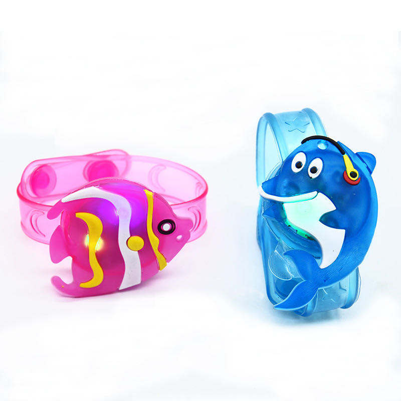 Carton Sticker cheap silicone watches toys for promotion