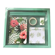 Promotional customized Eco- friendly  stationary supplies wholesale stationery gift set