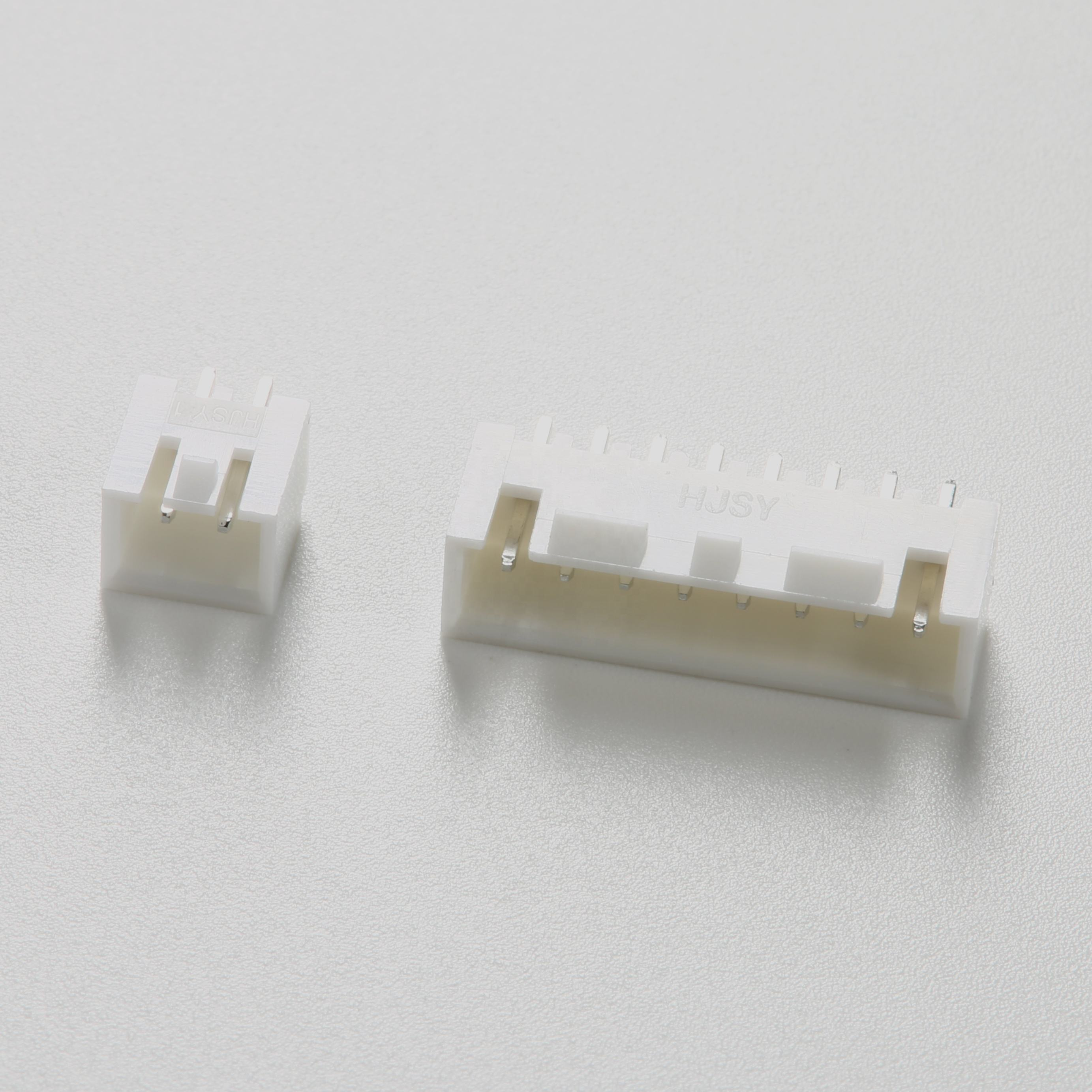 Model XH 2.5mm pitch straight headers with lock 2pin to 16pin wire to board electrical connector