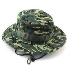 ACE Vietnam Camo Tactical Boonie Bucket Caps Custom Army Camouflage Military Boonie Hats