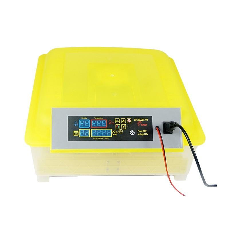 New model auto CE certificate 48 incubator/egg hatching machine/incubadoras for sale YZ8-48