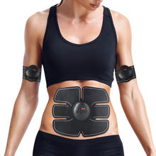 Body slimming massager electronic compex wireless electric stimulant abdominal ab abs ems muscle stimulator