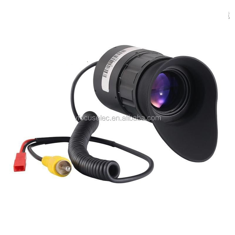 0.39 inch 800x600 Micro Display High Resolution head mounted monocular for night vision,viewfinder,thermal imaging etc.