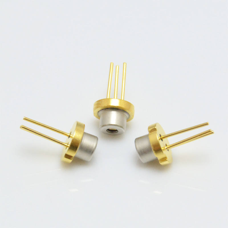 Cheap 3D TO18-5.6mm 400nm 410mw 350mw Blue Violet Laser Diode
