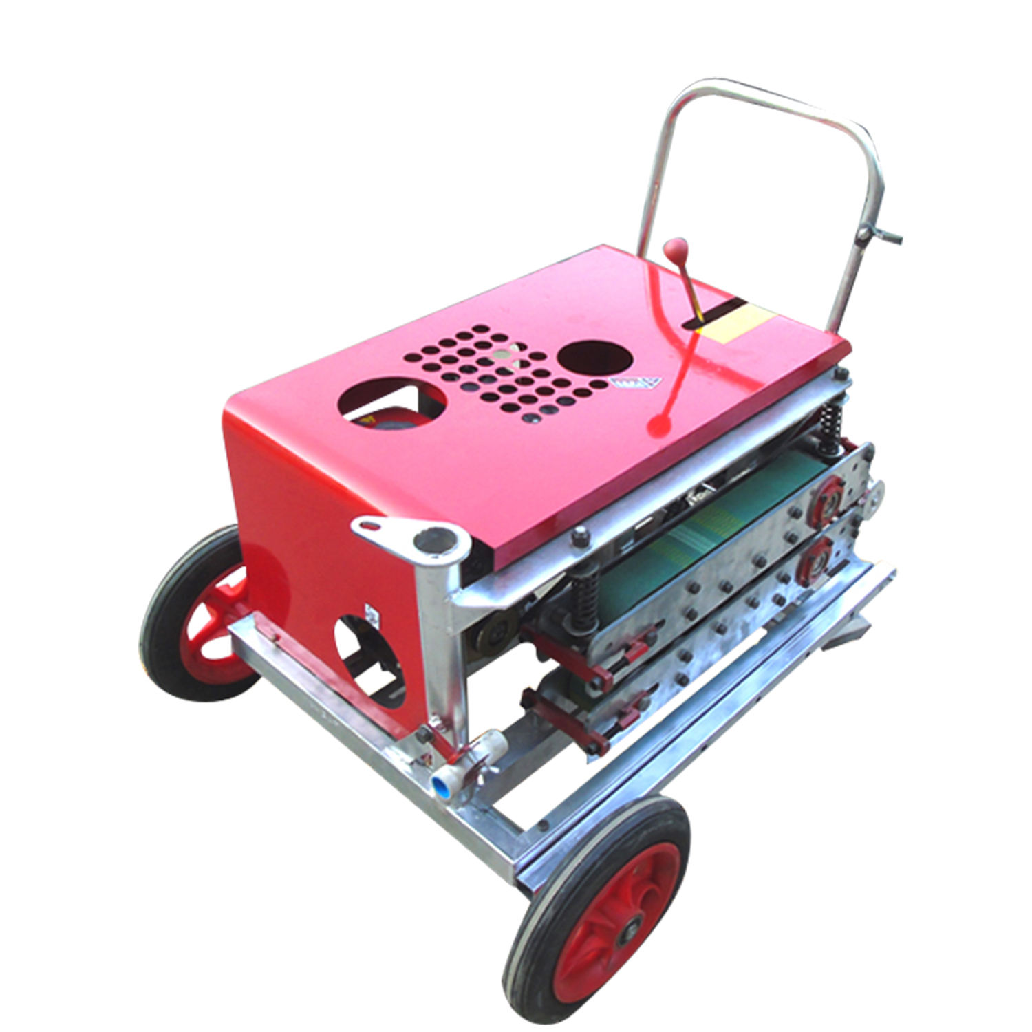 High efficiency optical cable tractor wire pulling machine cable conveyor threader push-pull tractor