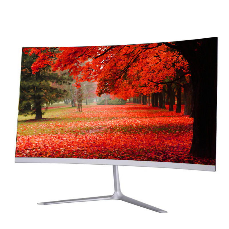 IPS LED Monitor 27 Zoll LED Computer TV Screen Full HD 75hz Computer Monitor Mit DC Port