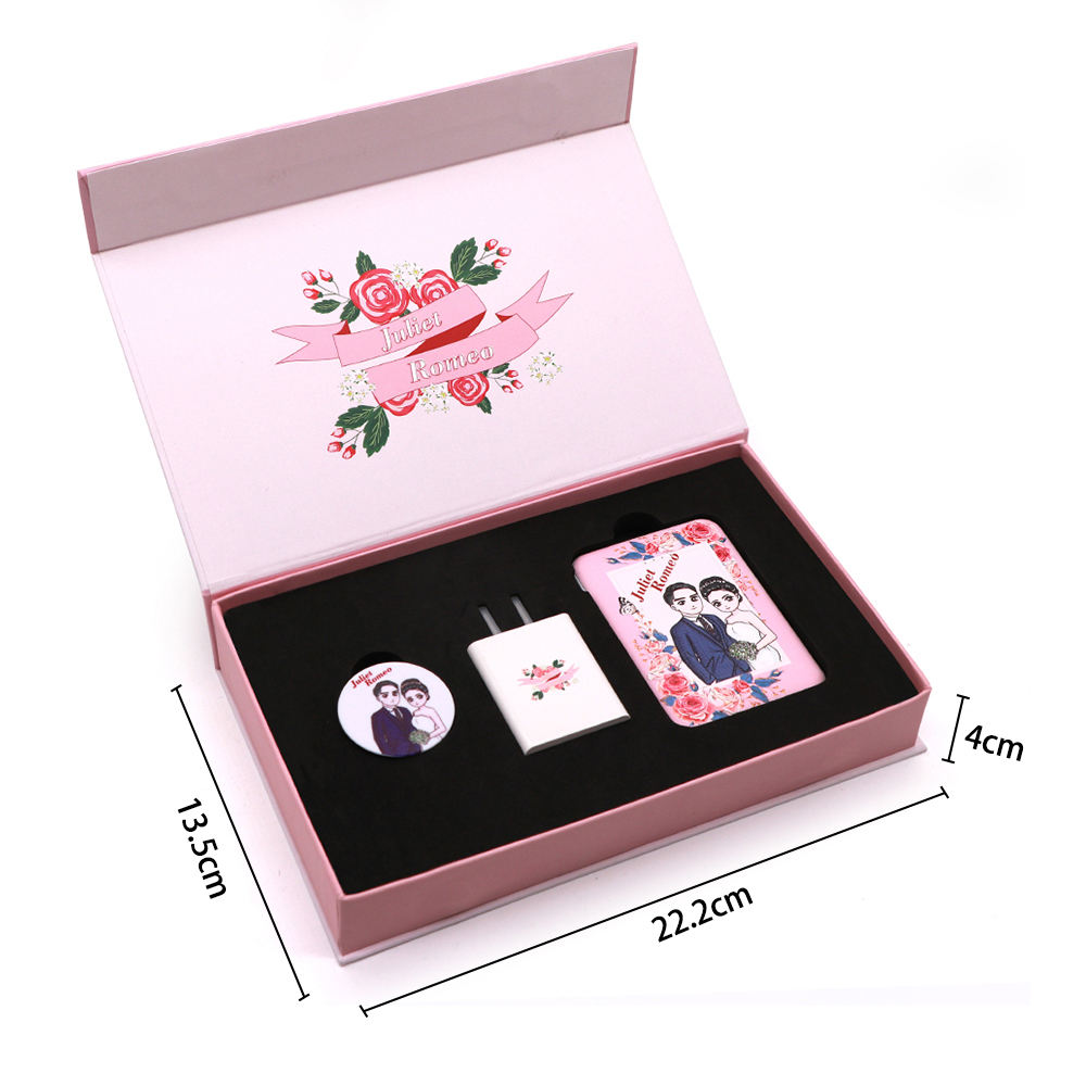 2021 Hot Selling Mobile phone accessories Promotion Gift Sets for wedding for new year for business