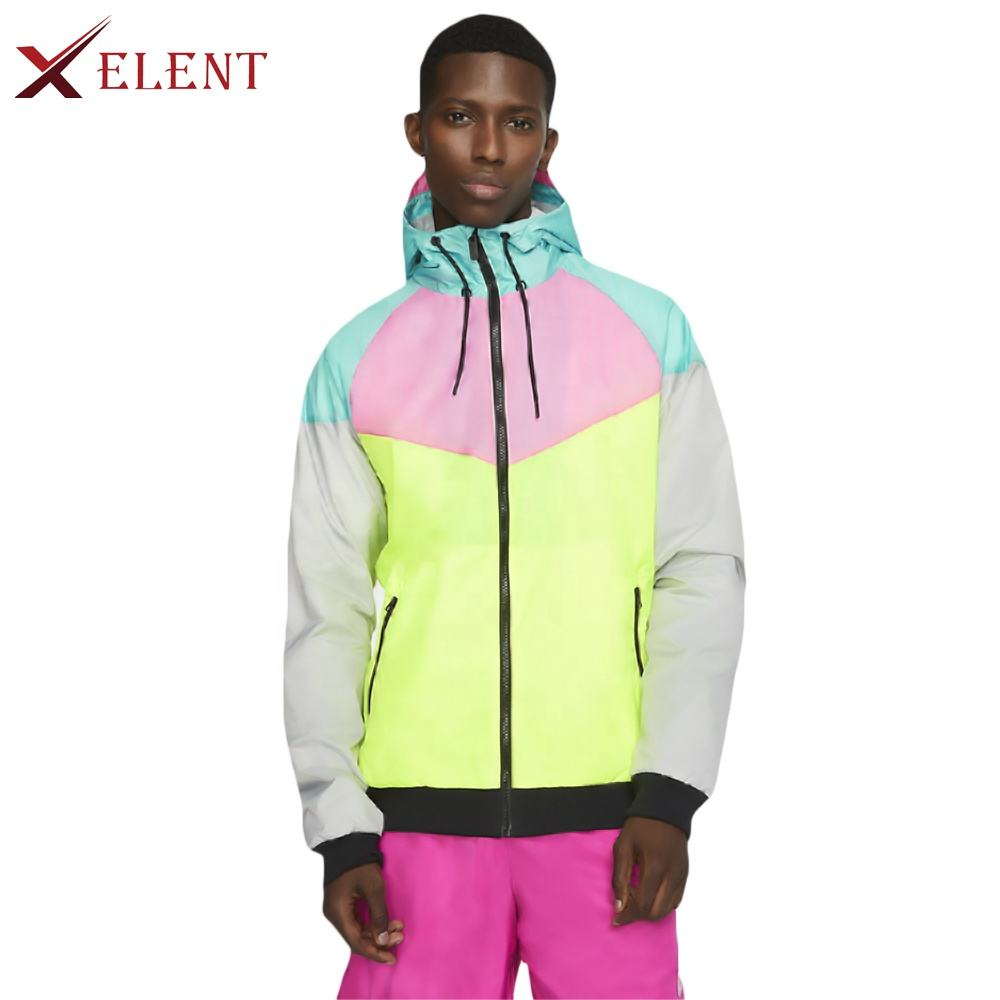 2020 new style Custom Bulk Jacket And Shorts or Trouser Suit Windbreaker Set