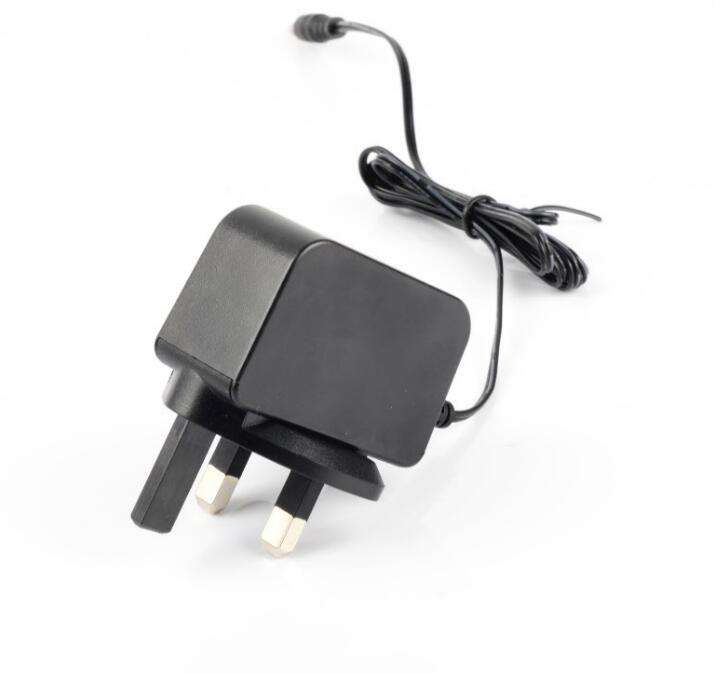 Dinding Mount UK Plug 12 V 0.5A 1A AC DC Power Adapter 12 Volt 1 AMP 24v0. 65A 5V1. 5A 2A Power Supply 1000ma