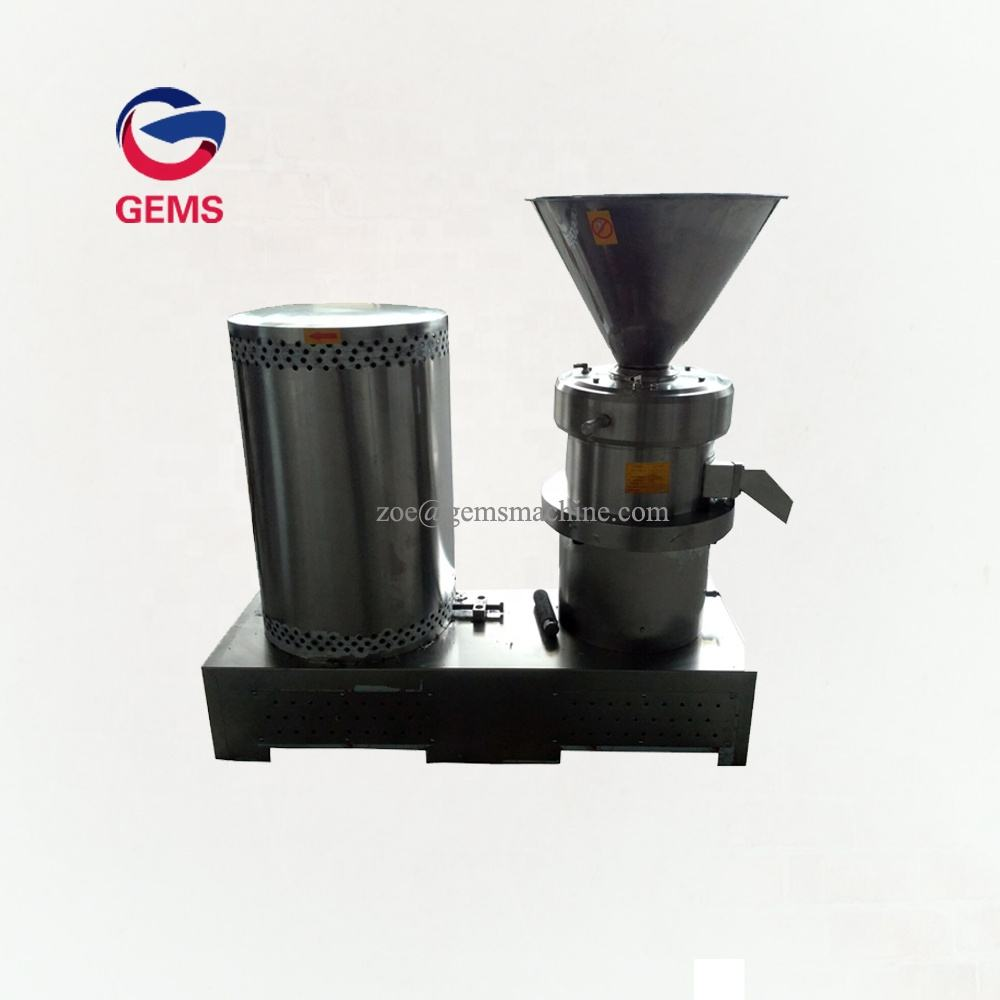 Industrial Peanut Butter Grinding Machine|Professional Chilli Sauce Colloid Mill