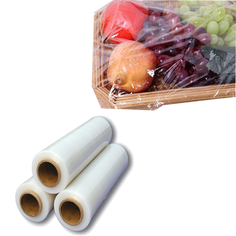 PLA Food Grade Biodegradable Compostable Stretch Cling Film