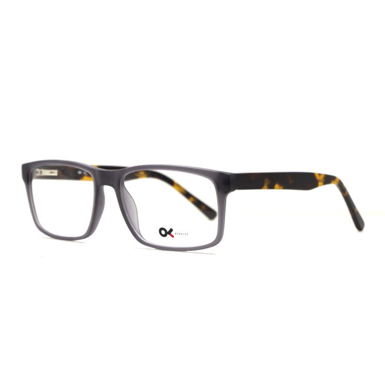 93230 C2 Italy Design Vintage Acetate Optical Frame For Men Optics