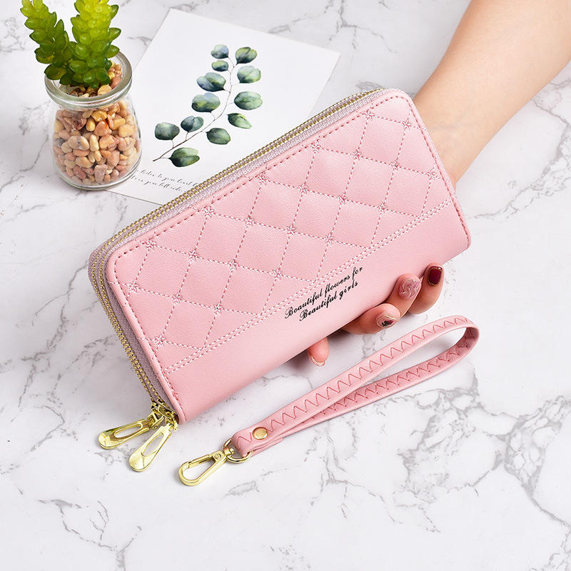 Classic old-fashioned women's wallet fashion trend women's mobile phones, women's pocket purses, women's handbags wallet