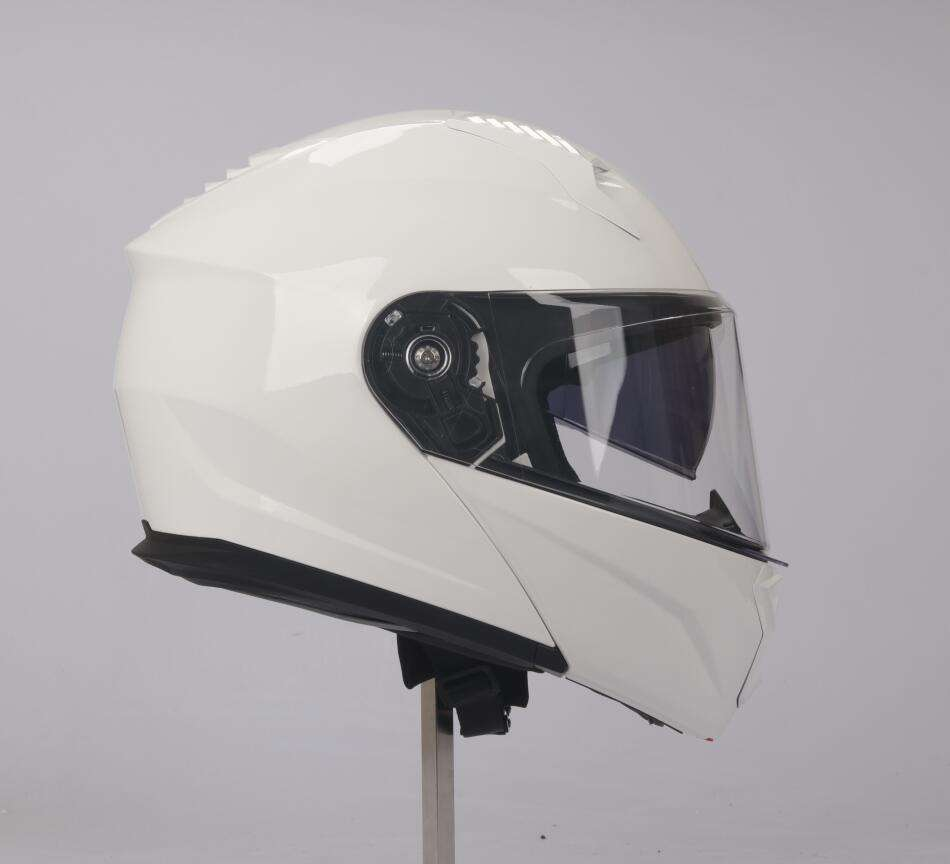 966 ECE approved New Double visor Flip Up Helmet Motorcycle