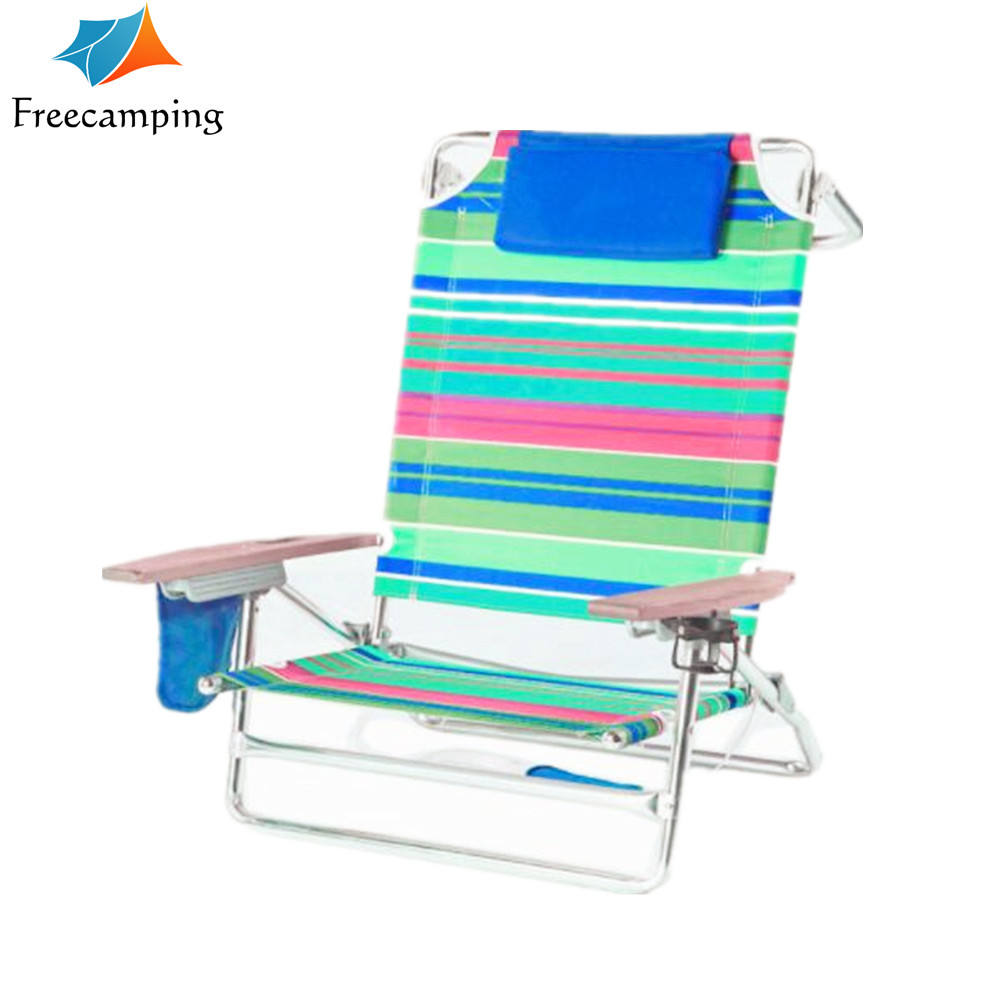 Outdoor Folding Comfortable hiking camping beach chair