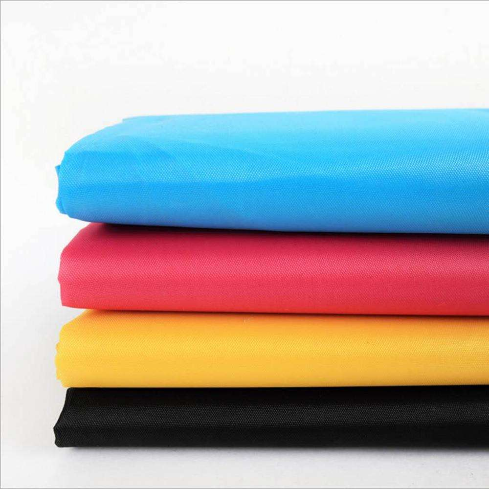 Tpu coated laminated membrane 210D nylon ripstop fabric for bag