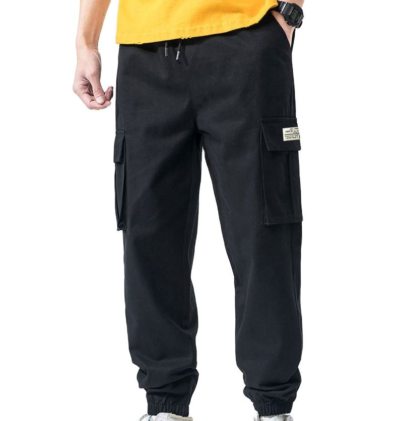 Fashion men's outdoor pants trousers casual long with many pockets tactical pants