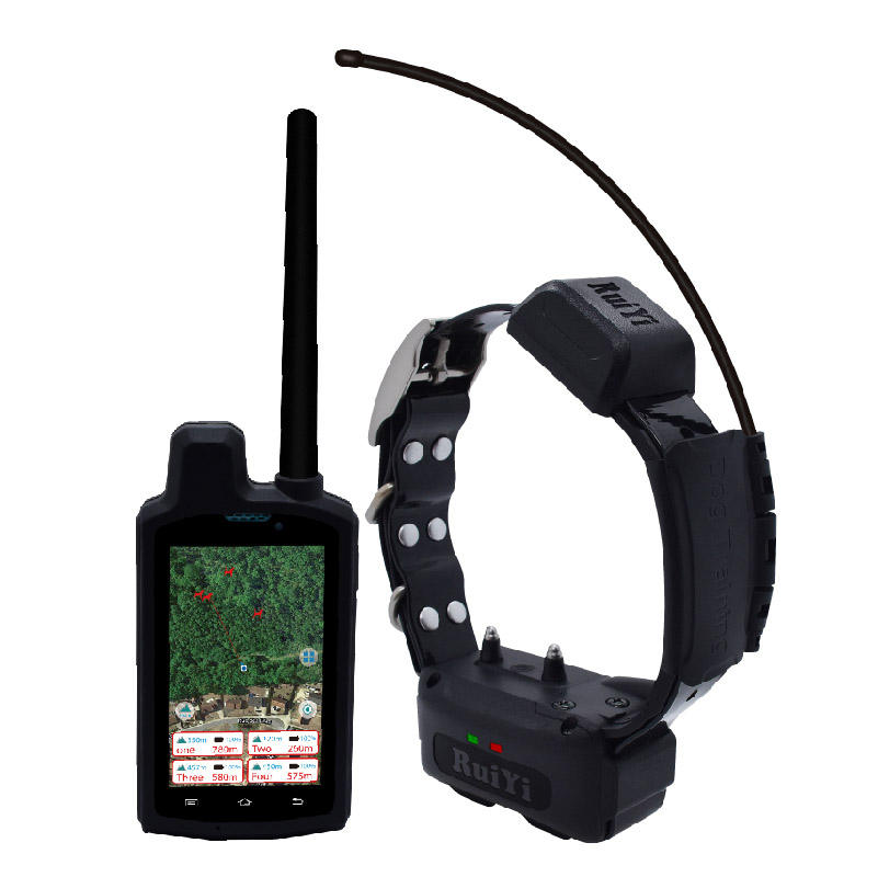 China factory IP68 Waterproof VHF radio Dog sport dog hunting GPS collar