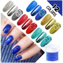 High Quality New Design Four in One Nail Dipping Powder for Young Ladies
