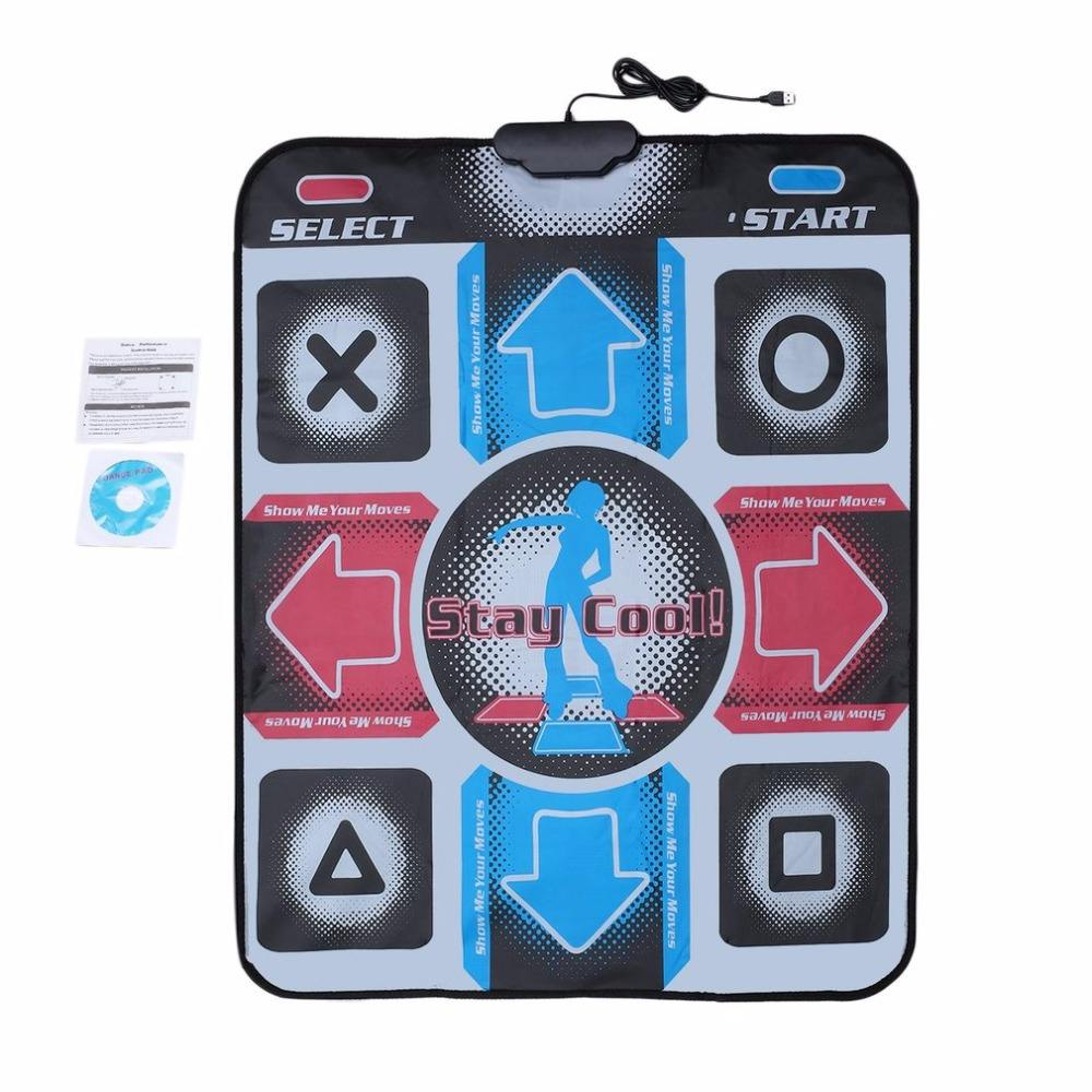 Relax Usb Light Up Workout Exercise Game Dancing Knee Pads Pole Dance Crash Mats