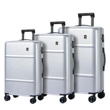 Hanke New Modern Elastic Travel Luggage Trolley Case Portable Travelling Suitcase For Women