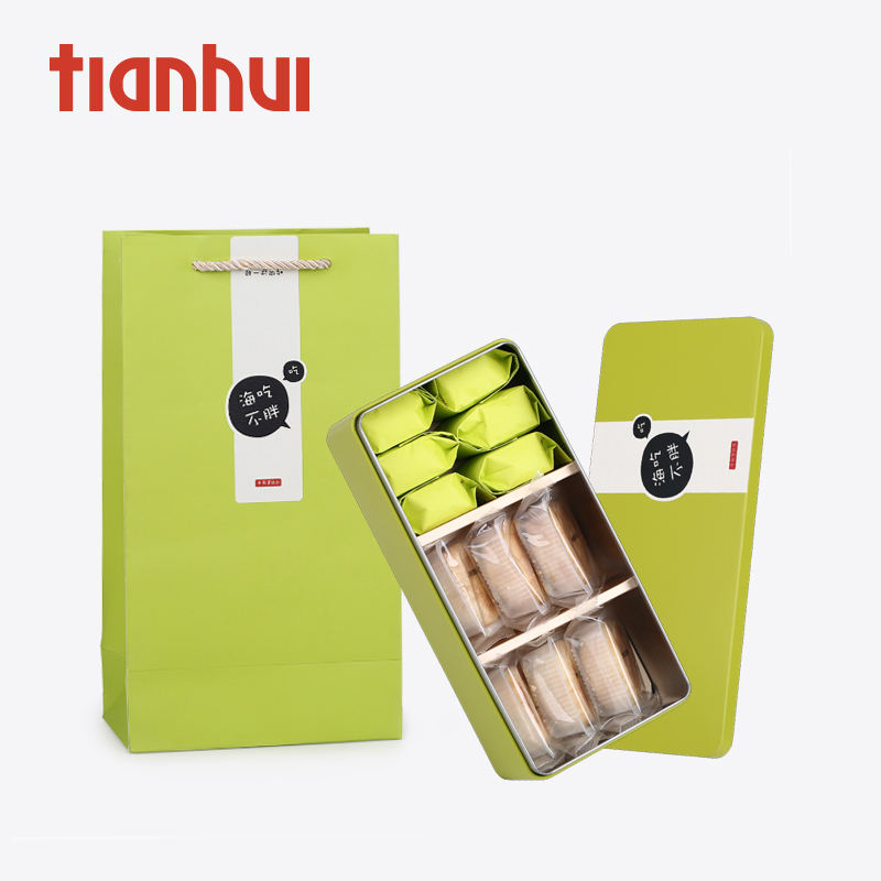china cheap price fancy food grade tin box for packaging coffee