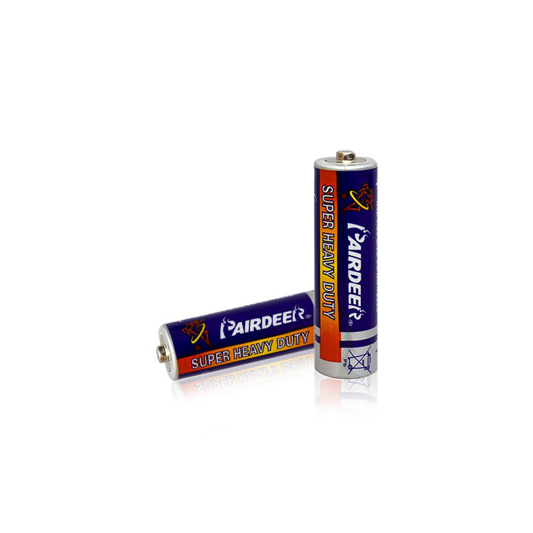 R6p [ Um3 Aa Battery R6p ] Aa R6p Aa Battery Wholesale OEM Pairdeer Um3 Aa Super Heavy Duty Dry Battery R6p 1.5v