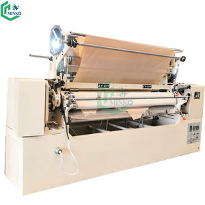 Computerized Tuch Sunray plissee maschine textil plissee stoff maschine