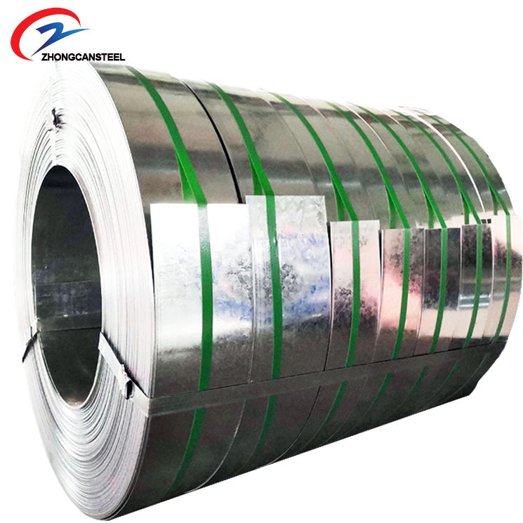 Factory Directly Supply DX51D G90 zinc coated hot dip gi galvanized coil steel sheet strip price for construction