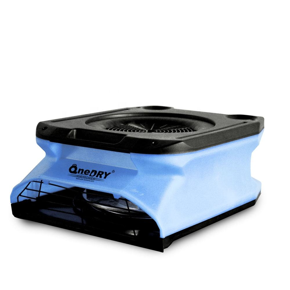 High quality drypro low profile air mover air max used business/industrial carpet blowers for water damage restoration