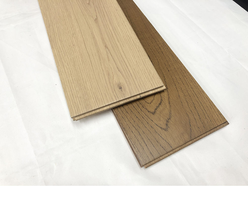 Solid Asian Walnut Acacia Hardwood Floor Engineered Wood Flooring