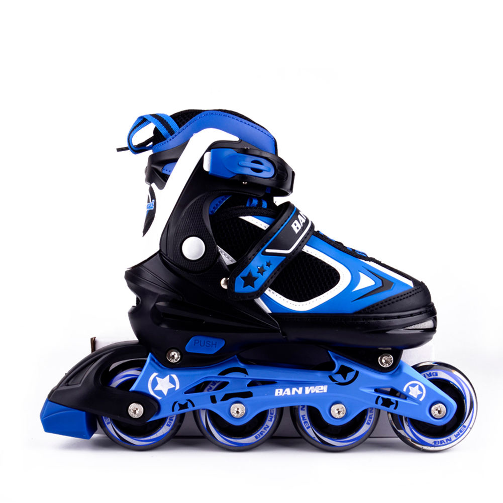 Professional Patines Four Wheel Roller Speed roller inline skates shoes