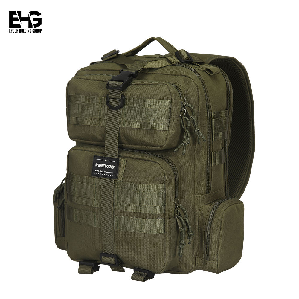 30L Camouflage Oxford Molle Hiking equipment Outdoor Military Rucksacks Custom army tactical military backpack