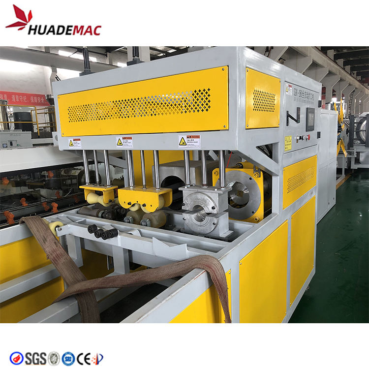 China Supply PVC pipe belling machine/PVC pipe belling production line
