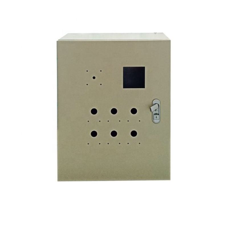 Professional power distribution box for led display events power distribution