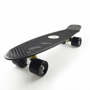 Ouweinuo Cheap mini skate board for children blank penny skateboard