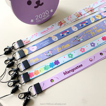 Promotional custom lanyard with logo
