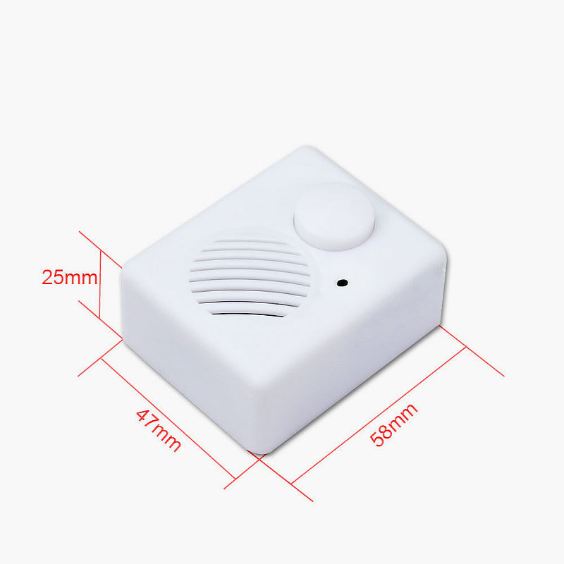 recordable sound module device for toys